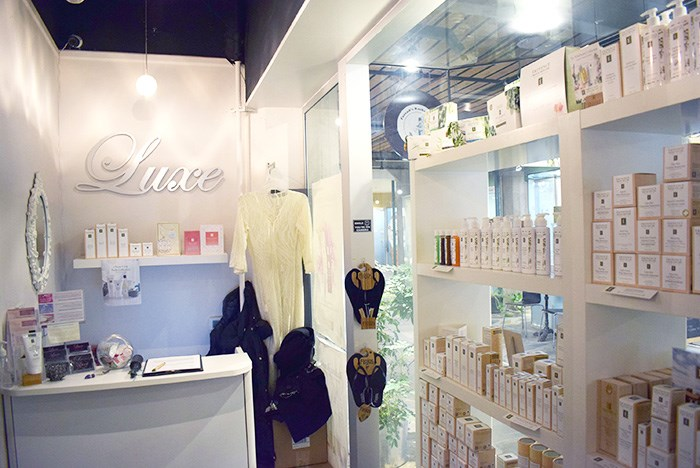 Photo: Luxe Beauty Lounge