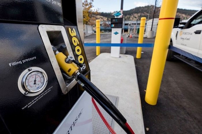 Natural gas costs will be lower for much of B.C. in 2002, according to provider FortisBC. Photo: contributed