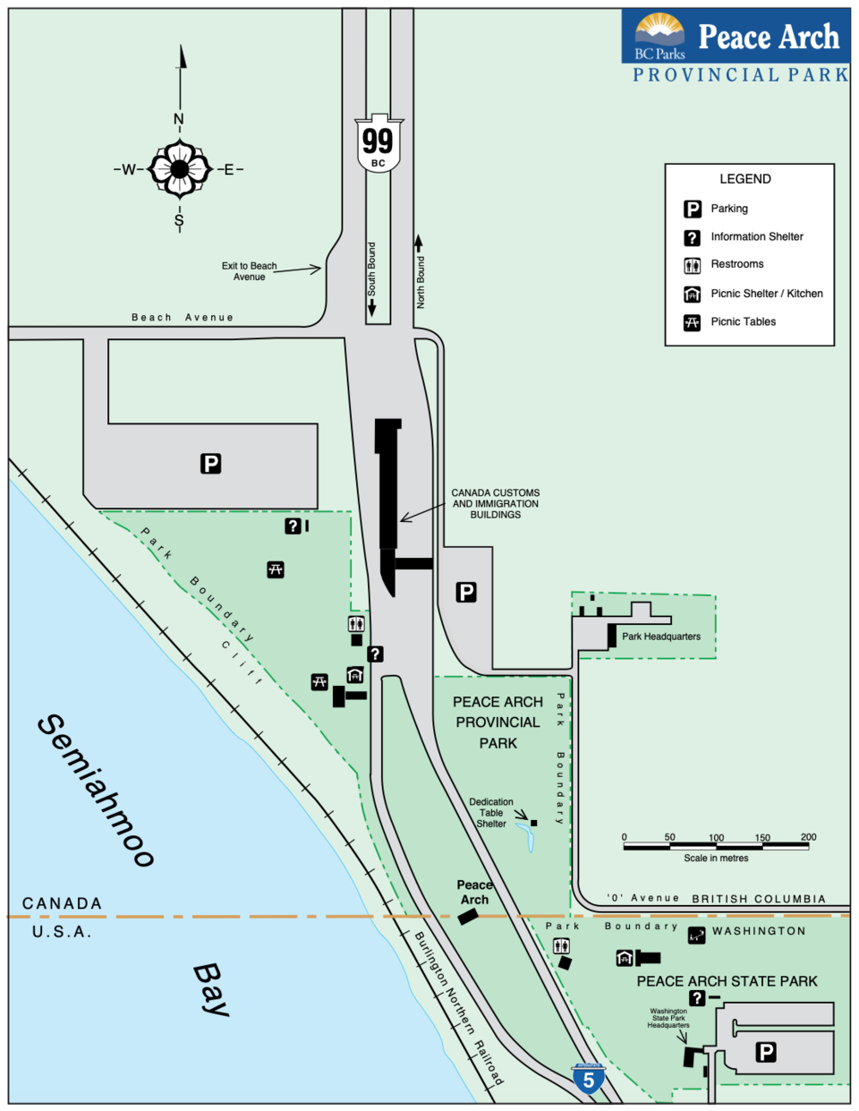 PEACE ARCH PARK MAP Screen Shot 2020-05-23 at 4.12.43 PM