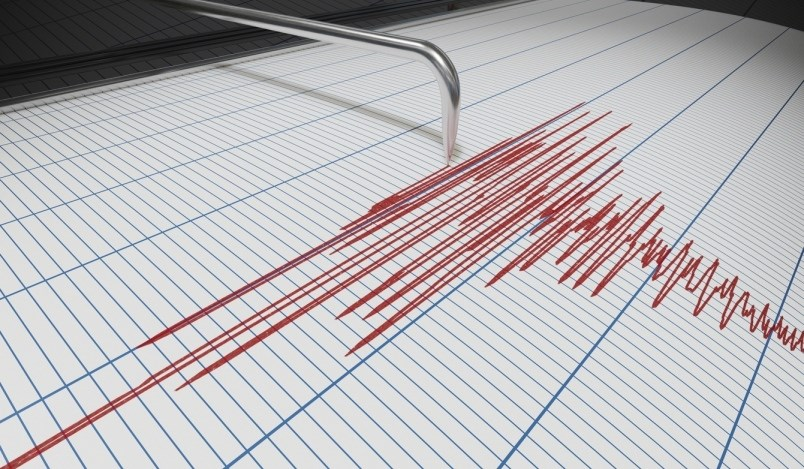 Strong earthquake shakes northeast end of B.C. coast on Christmas Eve