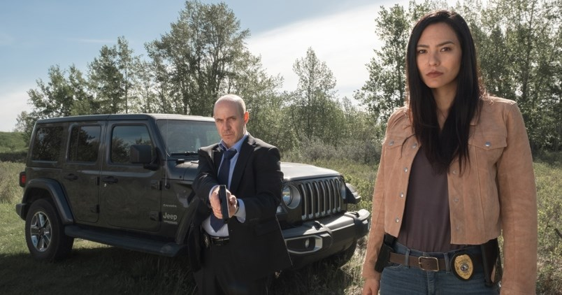 brian-markinson-plays-an-unlikely-police-partner-to-jessica-matten-in-the-aptn-series-tribal