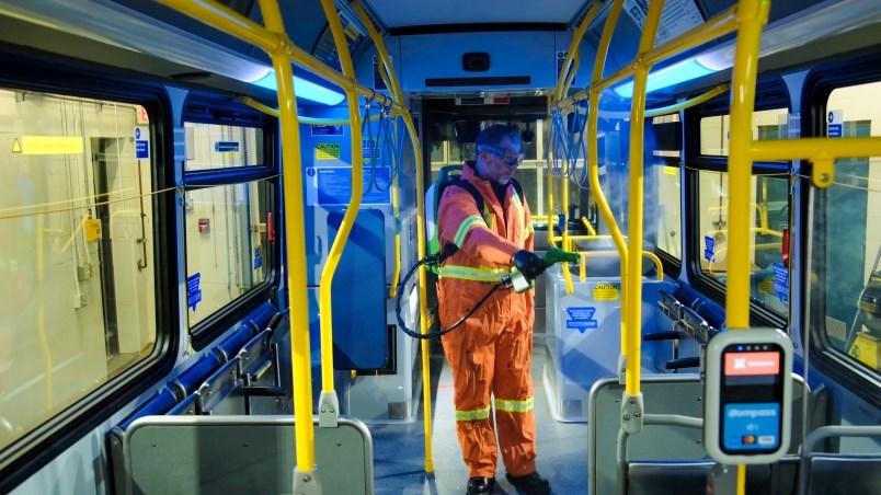 bus-spray
