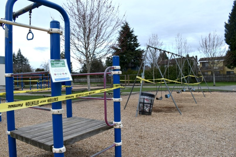 closed-playground
