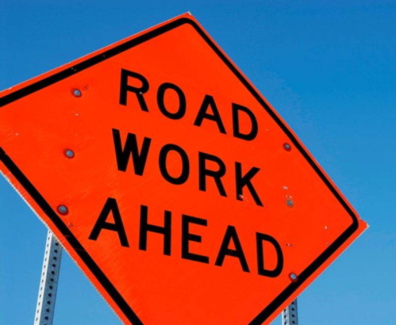 road-work