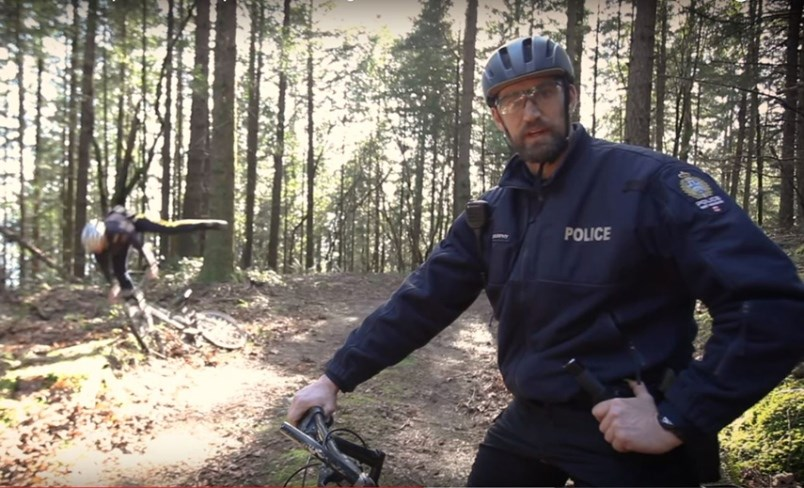 cop-prank
