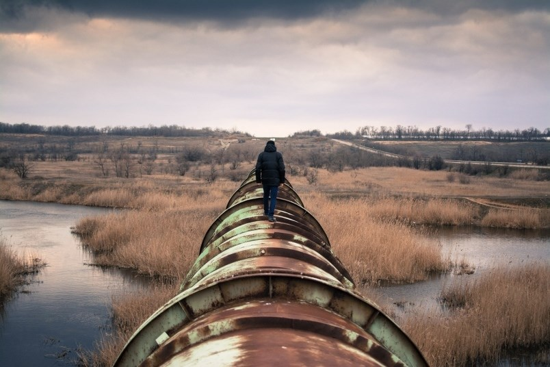 Washington decisions affect Canadian rural communities thousands of kilometres up the pipeline.    FIle