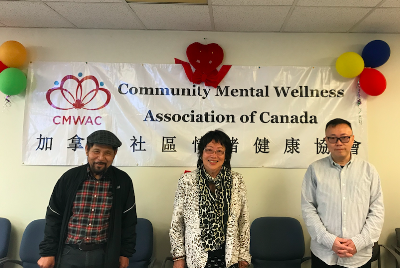 Chinese community at 'tipping point,' says Metro Vancouver-based Mental Wellness Association