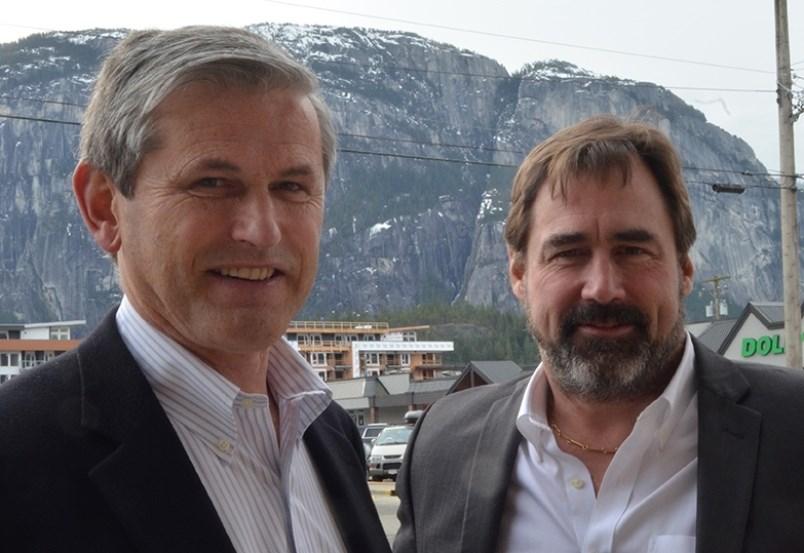 bc-liberal-leader-andrew-wilkinson-and-local-mla-jordan-sturdy