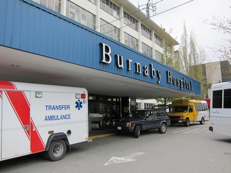 burnaby-hospital