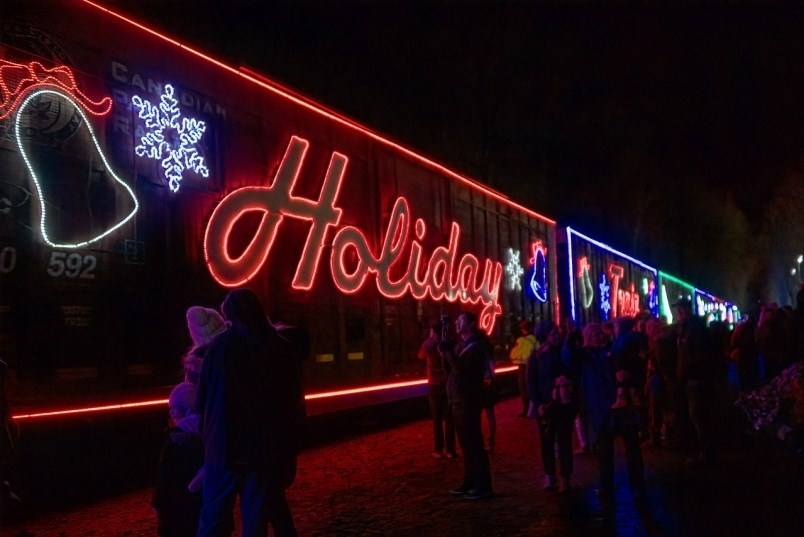 this-year-the-colourfully-lit-cp-rail-holiday-train-won-t-be-rolling-through-port-moody