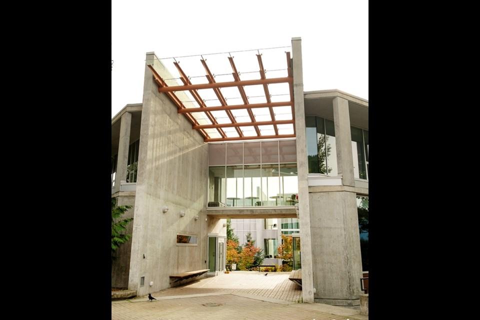 Quest University campus.   File photo/ The Squamish Chief