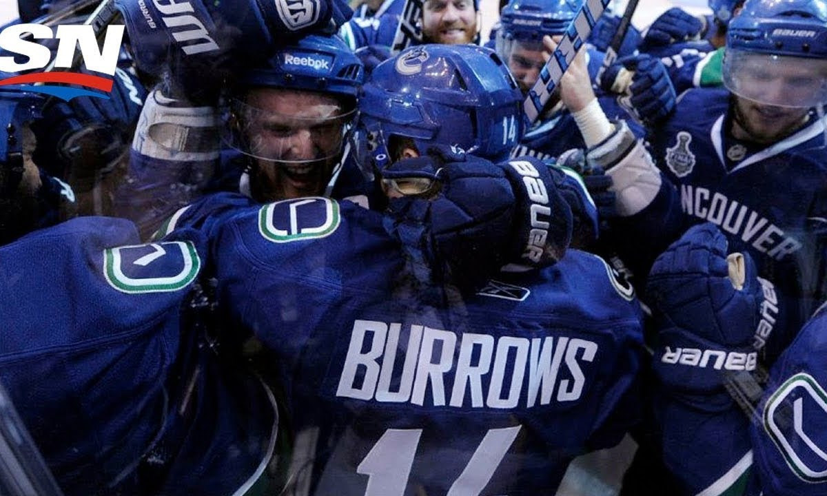 Why Sportsnet used an American feed for Saturday's replay of 2011's Game 7 between the Canucks and Blackhawks