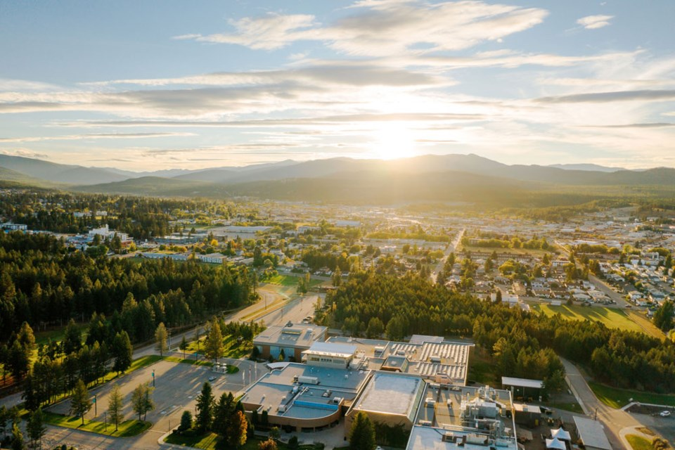 Cranbrook is in the process of an ambitious downtown revitalization and is looking for developer partners to invest in the city centre.
