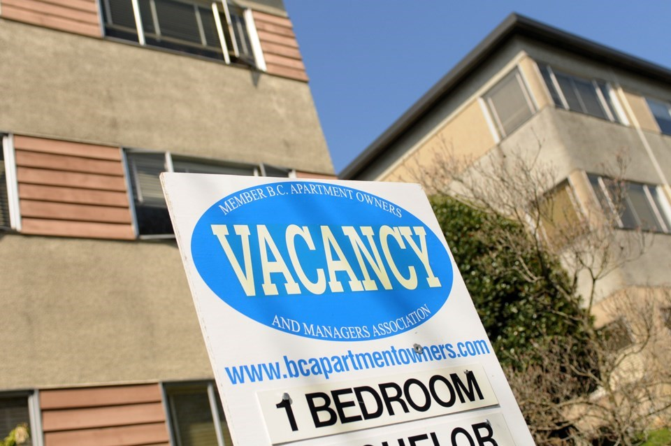 Vancouver rents rise to remain highest in Canada