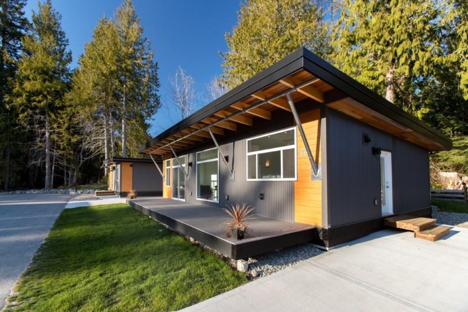 Click Home Model at Big Maple