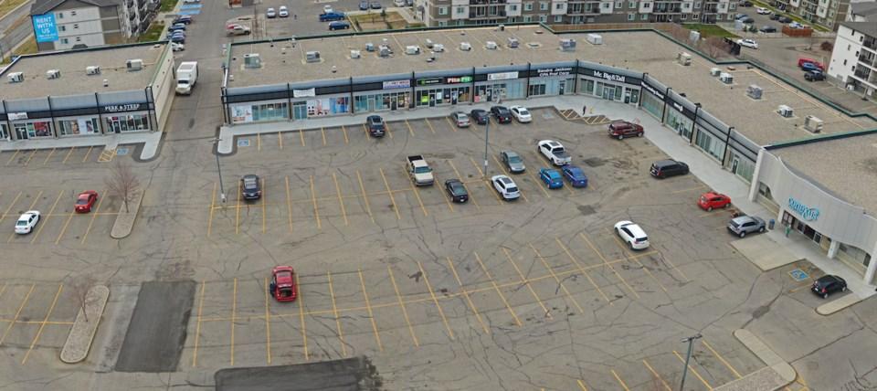 West Landing Regina Panorama1