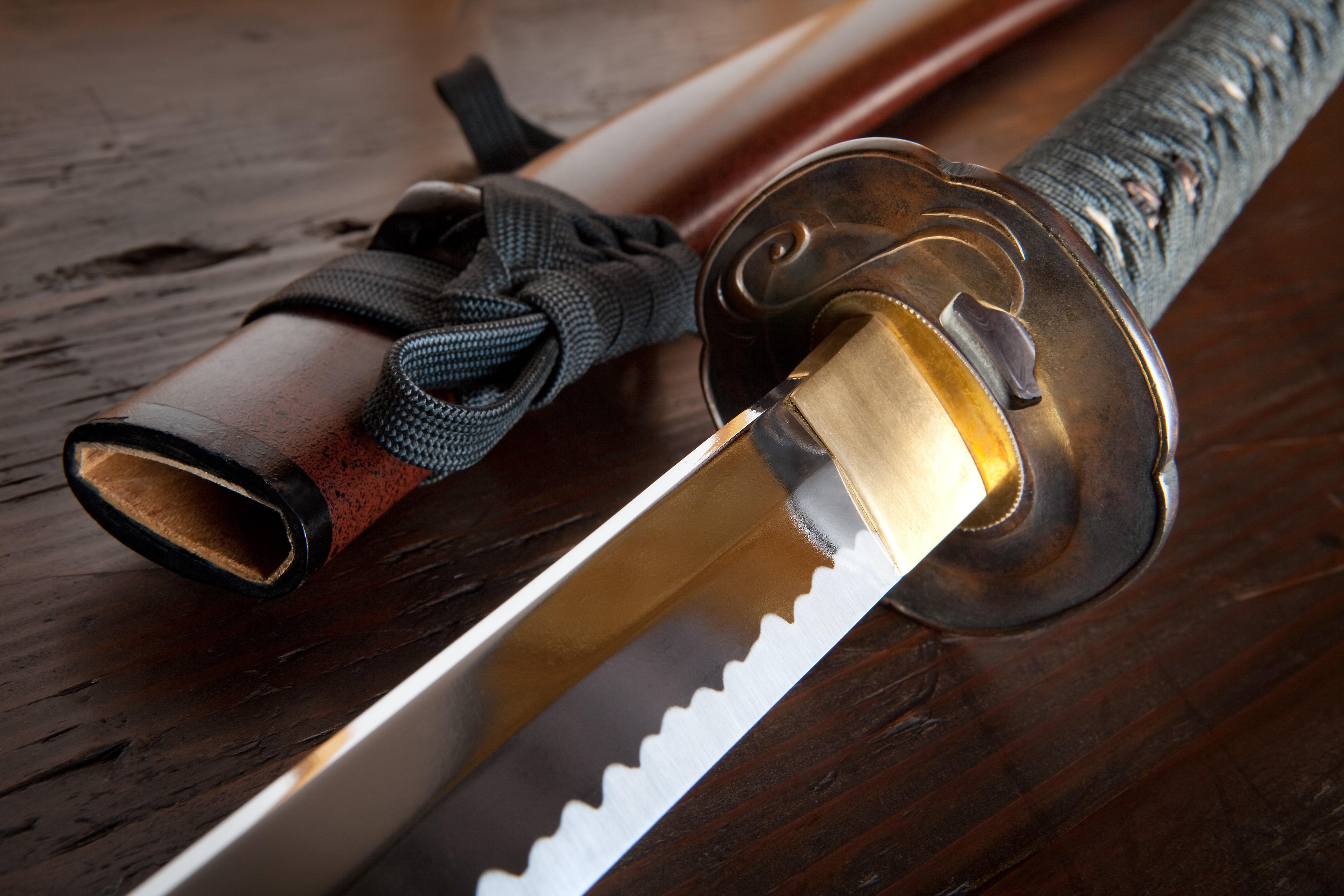 Three Samurai swords and numerous firearms stolen in break-in near Port Loring