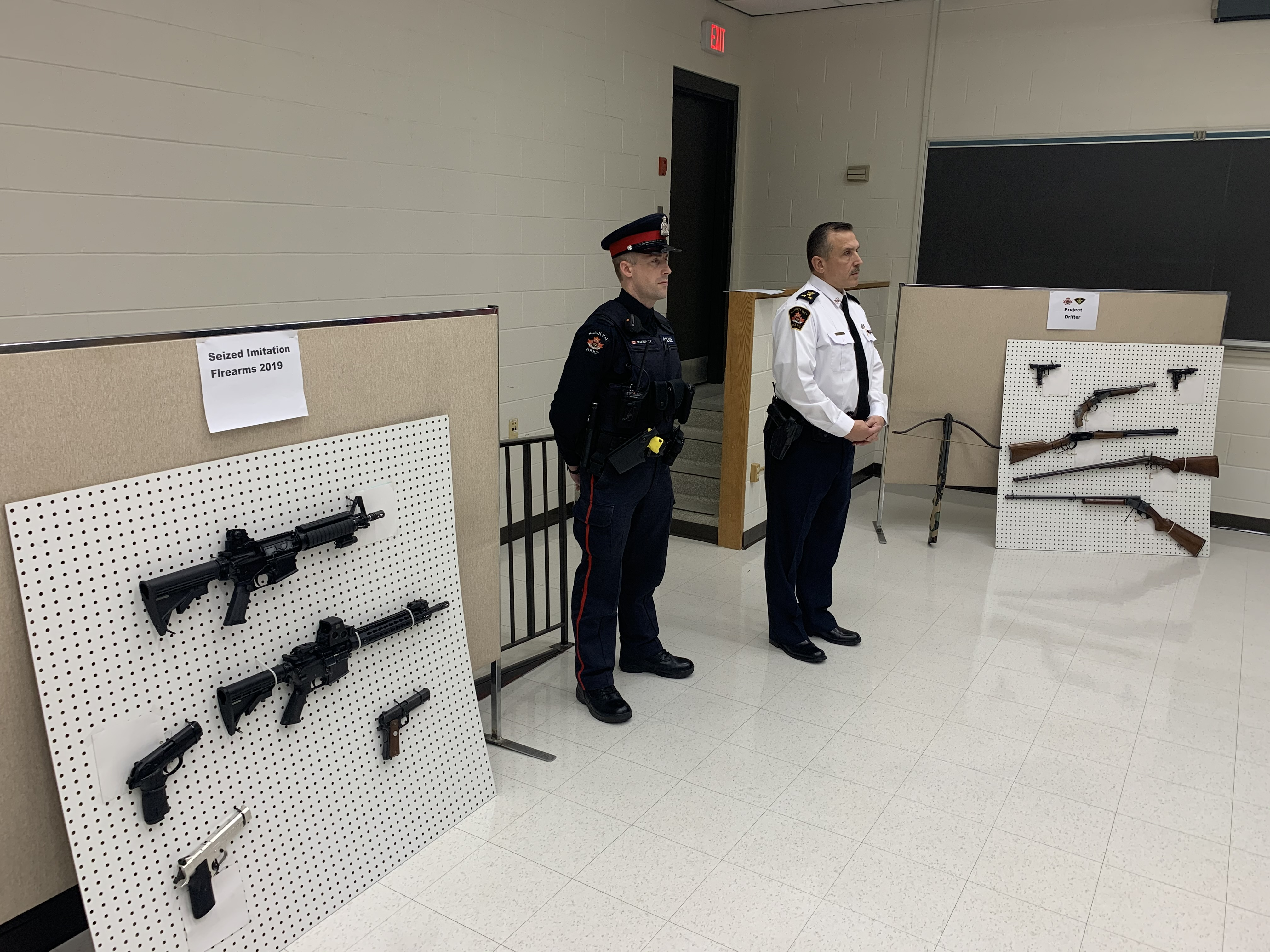 Fake firearms continue to be a worry for police