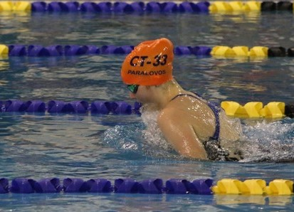 CT33 Thunderbirds swimmers impress at NEOR swim meet