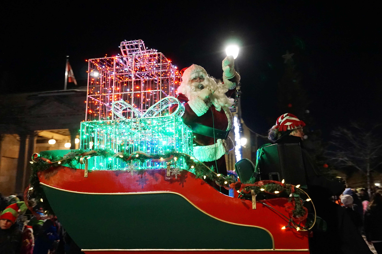 Christmas comes to Collingwood (20 photos) - CollingwoodToday