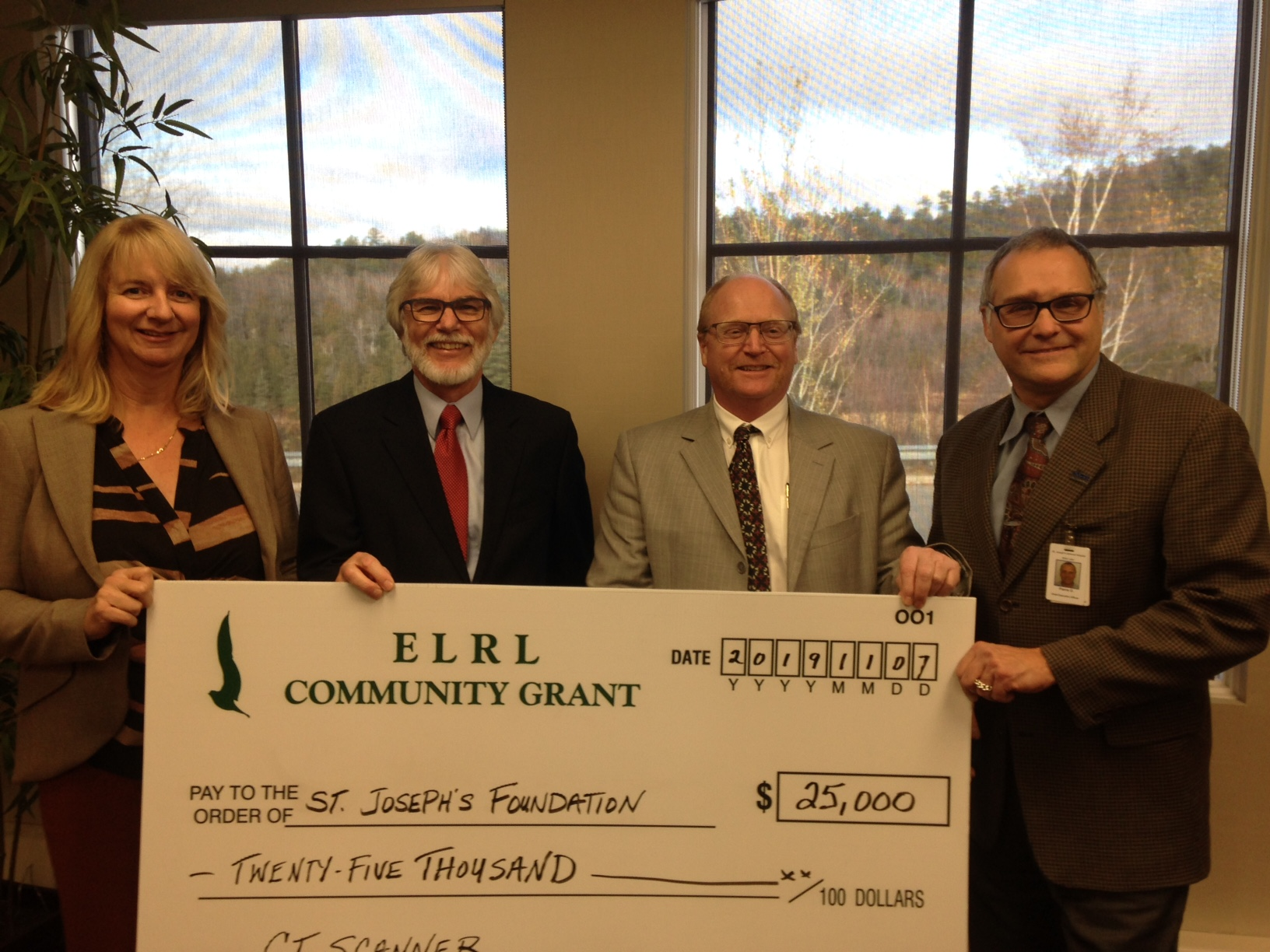 Elliot Lake Retirement Living makes community donations - ElliotLakeToday.com