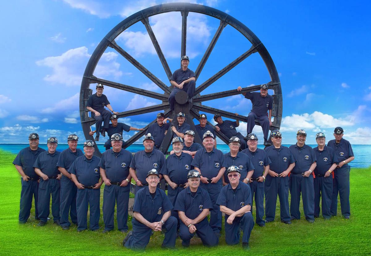 River Run Centre to host Cape Breton's Men of the Deeps - GuelphToday