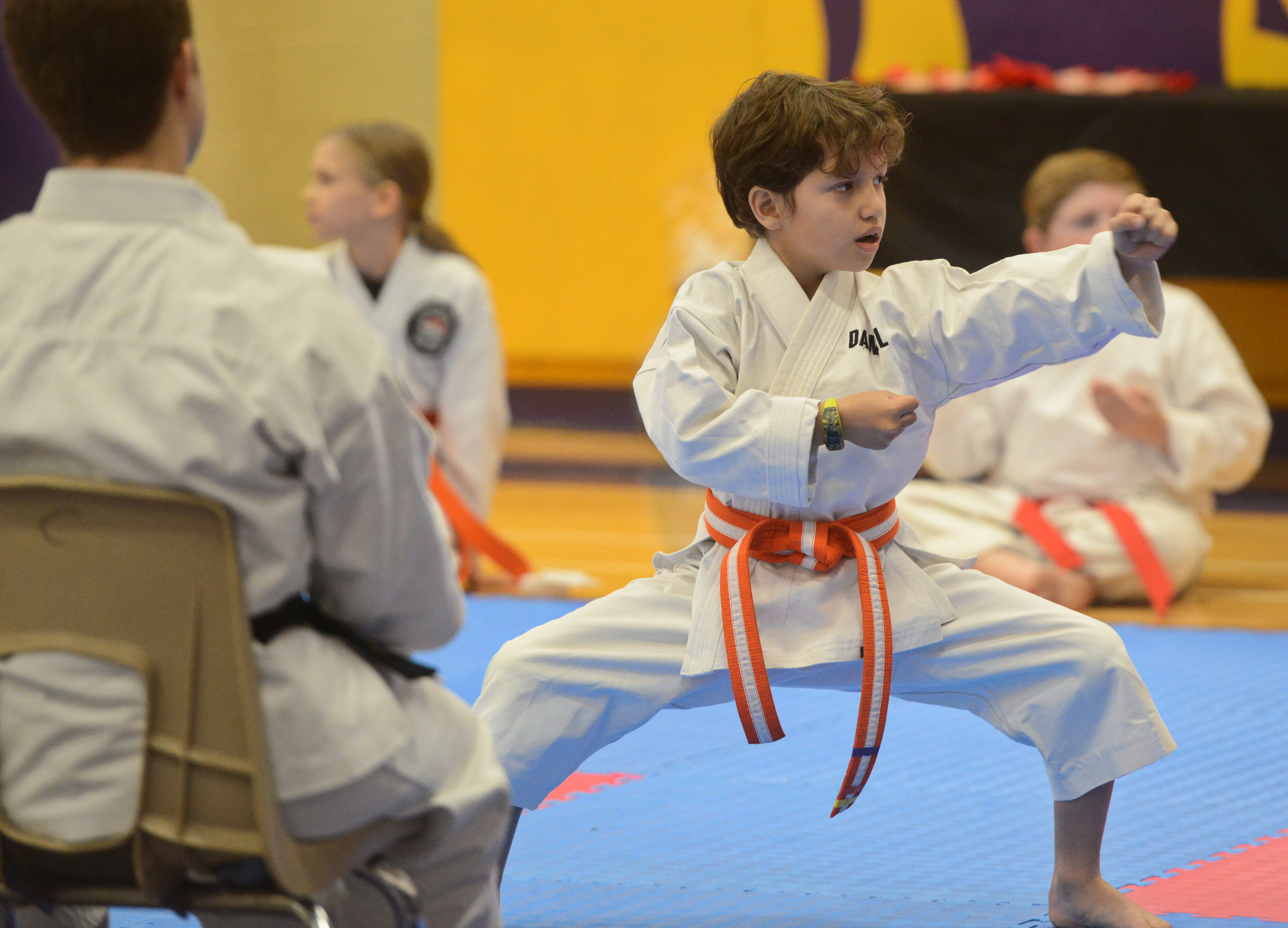 Guelph Open Karate Tournament attracts all ages (10 photos) - GuelphToday