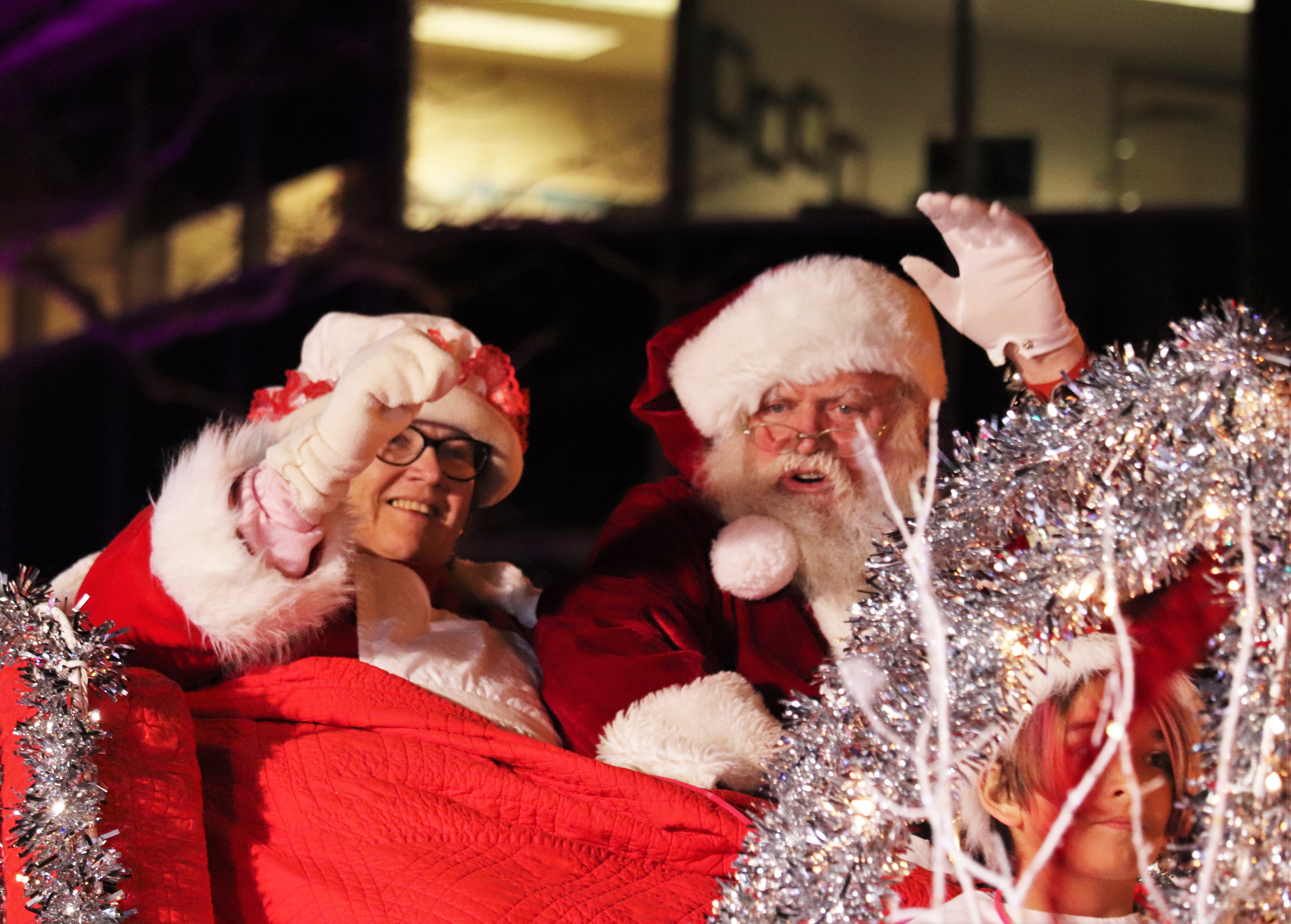 PHOTOS: Santa Claus comes to town (and by town, we mean Kamloops) - Kamloops Matters