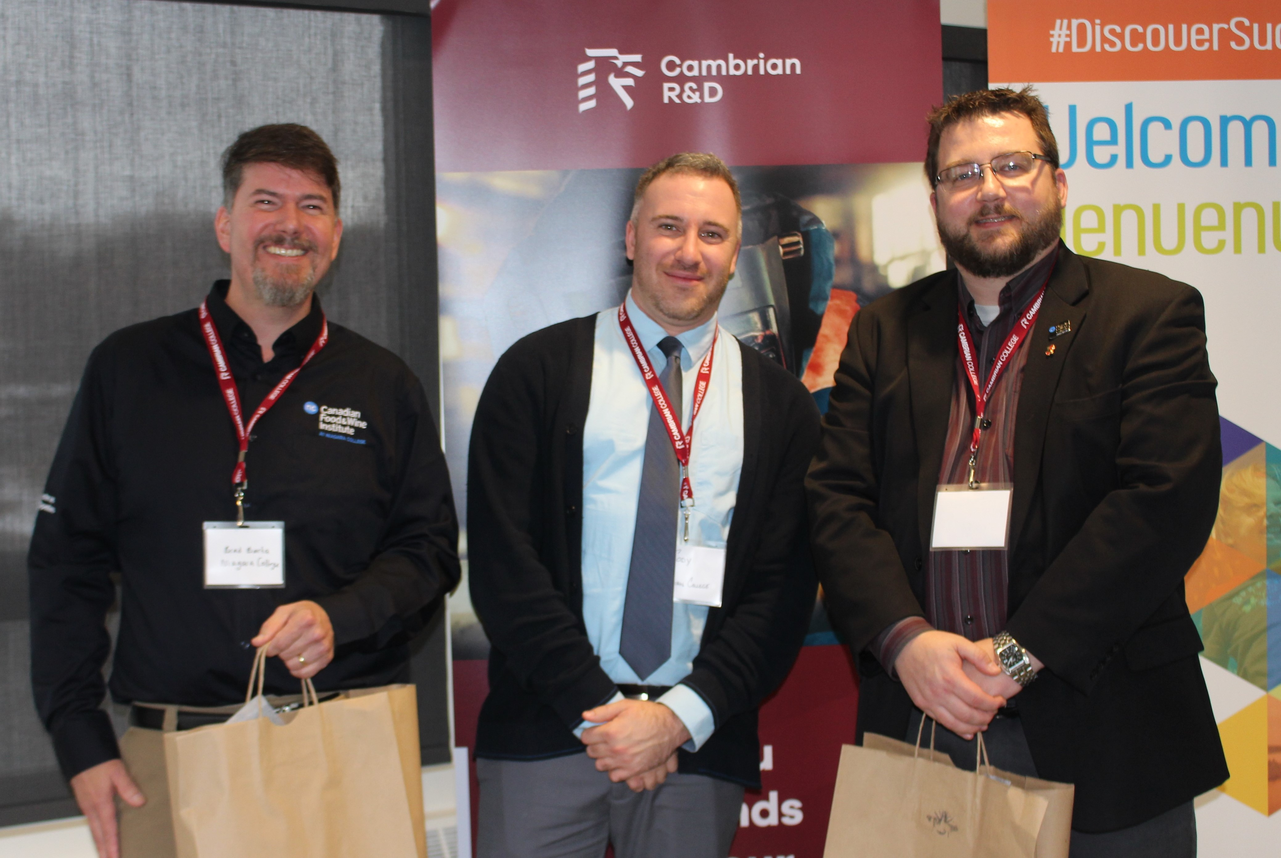 Regional brewers and distillers tapped into resources at Sudbury college's brewing summit