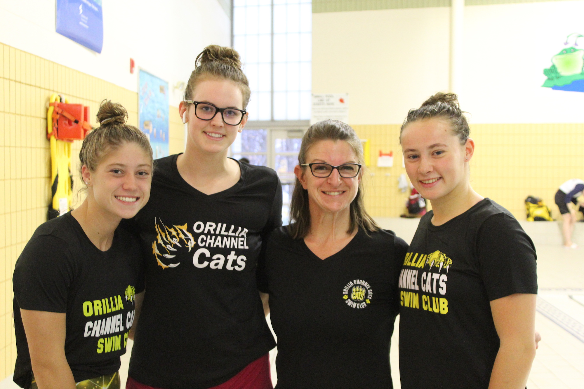 Orillia Channel Cats swim to new records at Barrie Aquafest - OrilliaMatters.Com