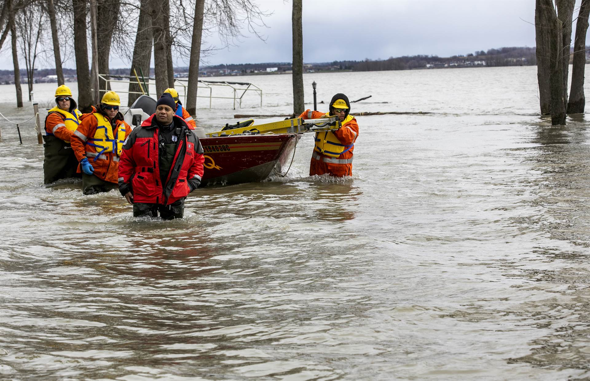 City of Gatineau looks to residents as it plans for next wave of floods - OttawaMatters.com