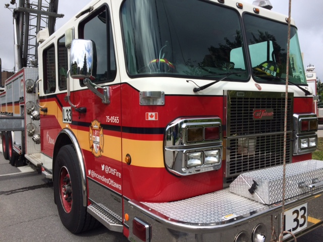 Employee injured during fire at a woodworking company in Nepean - OttawaMatters.com