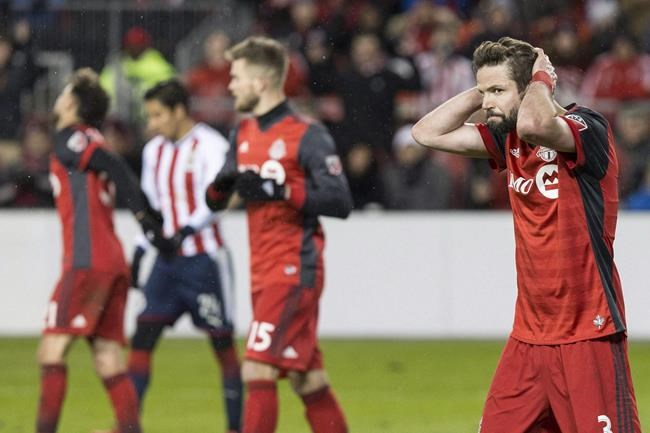 Toronto FC makes veteran defenders available in MLS expansion draft
