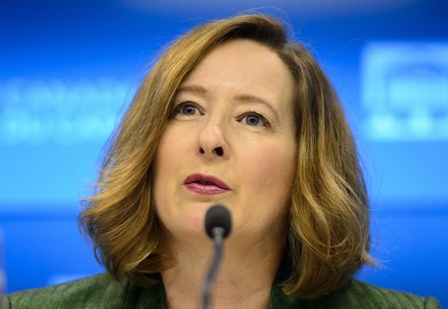 Bank of Canada senior deputy governor says global economic picture has worsened