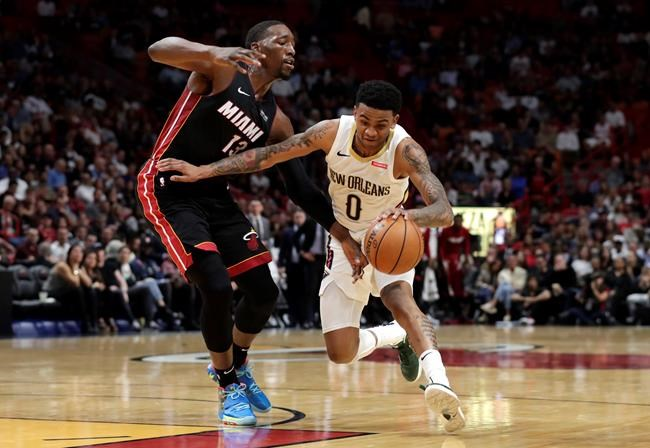 Threat from Three: Pelicans' guard Alexander-Walker shows his range