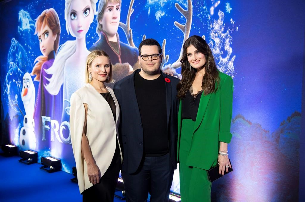 CANADA: Canadian 'Frozen 2' animators tapped into cold weather experiences