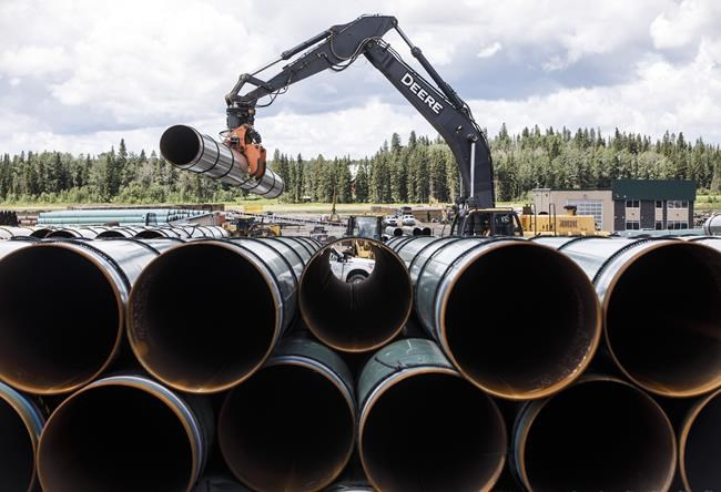Trans Mountain received $320M in government subsidies in first half 2019: report
