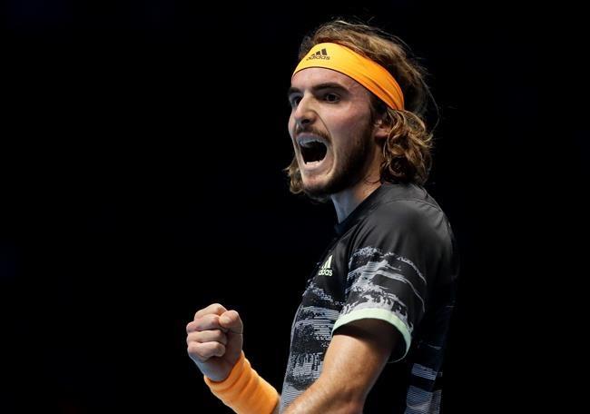 Tsitsipas beats Federer to reach London final