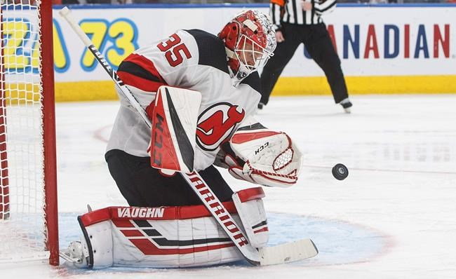 Little-used veteran goalie Cory Schneider waived by Devils