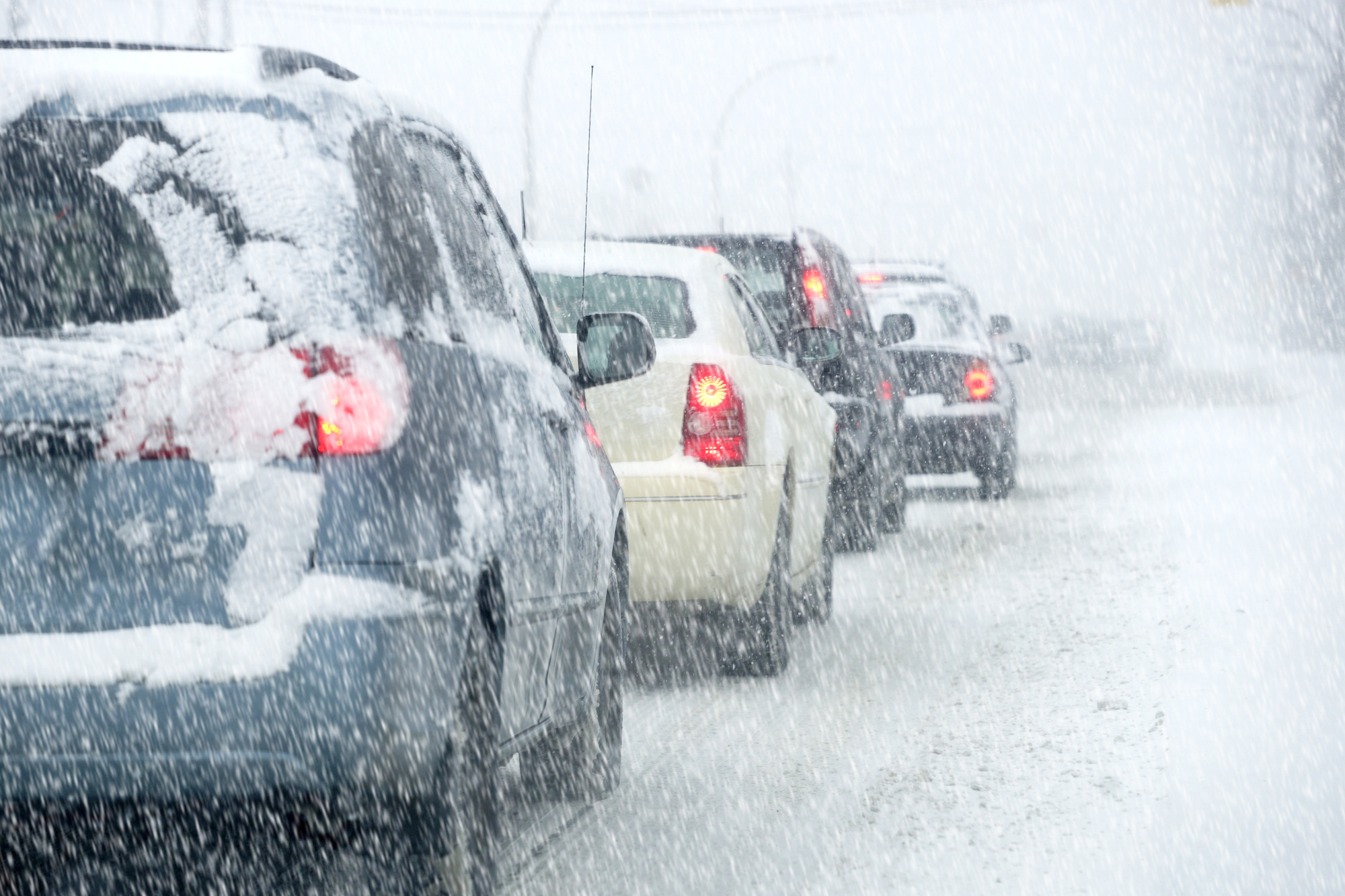 Winter travel advisory issued for Newmarket, Georgina - NewmarketToday.ca