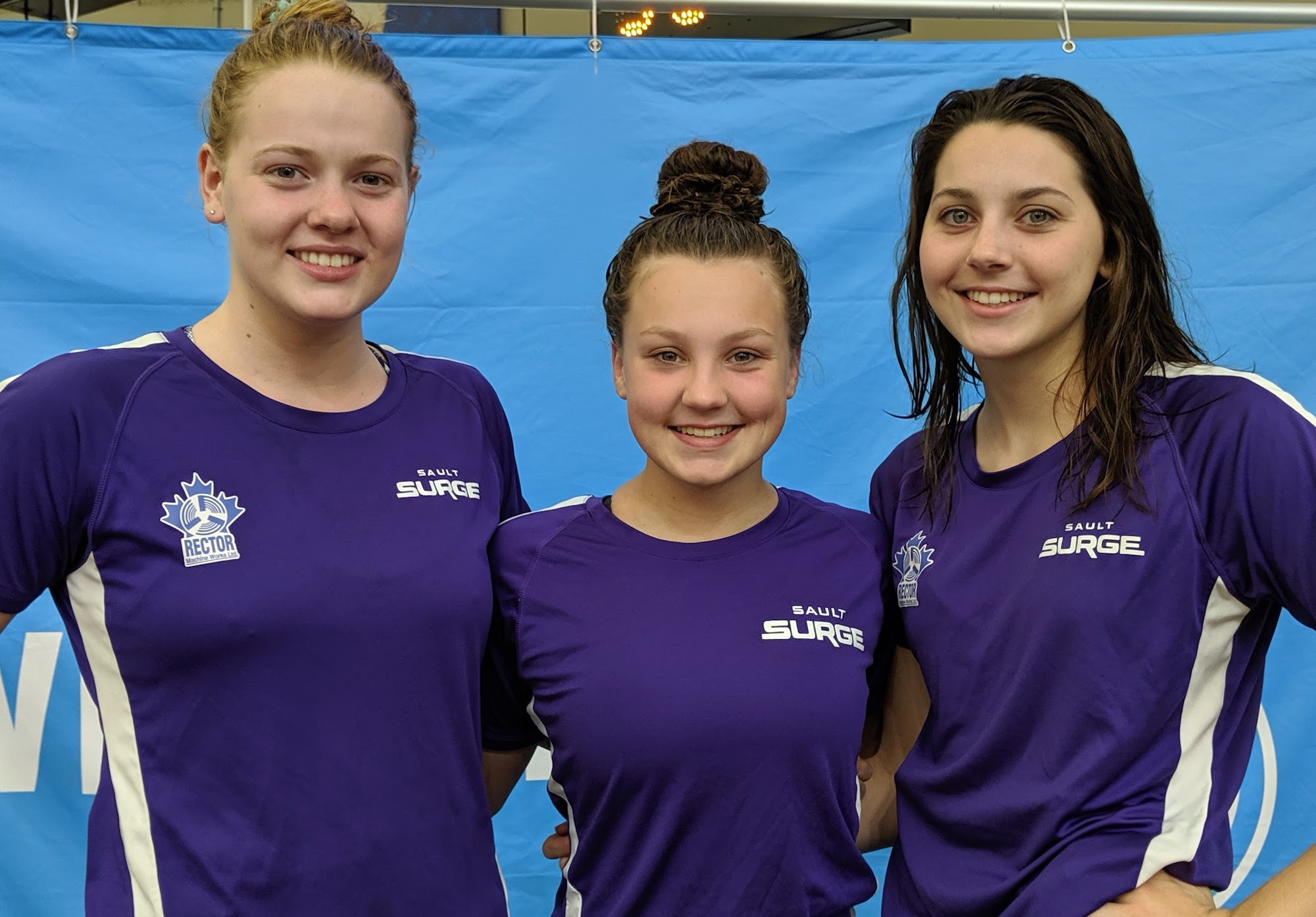 Sault Surge makes a big splash at Etobicoke competition - SooToday