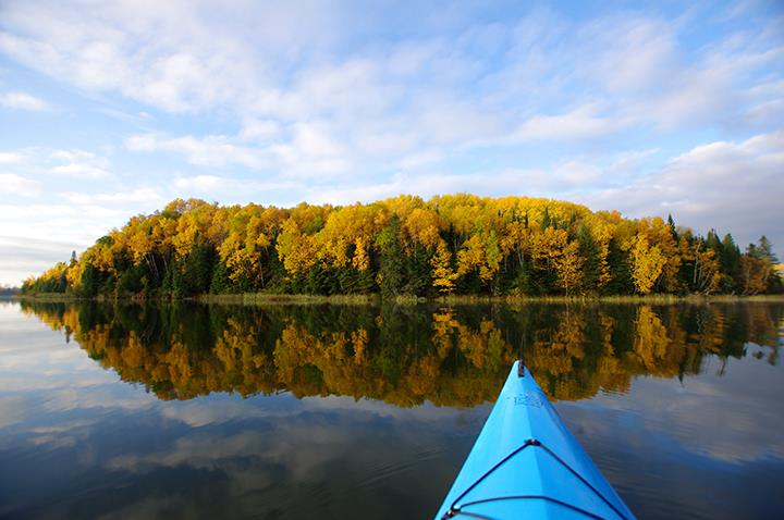 Fall kayaking? Yep, that's a thing you can do here - SooToday.com