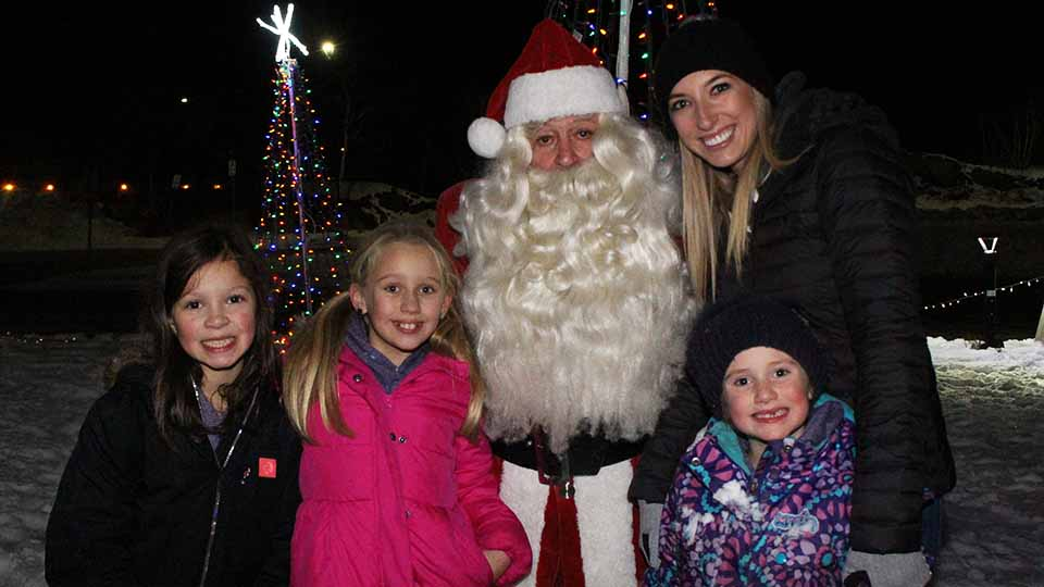 Photos: Science North bright with holiday spirit