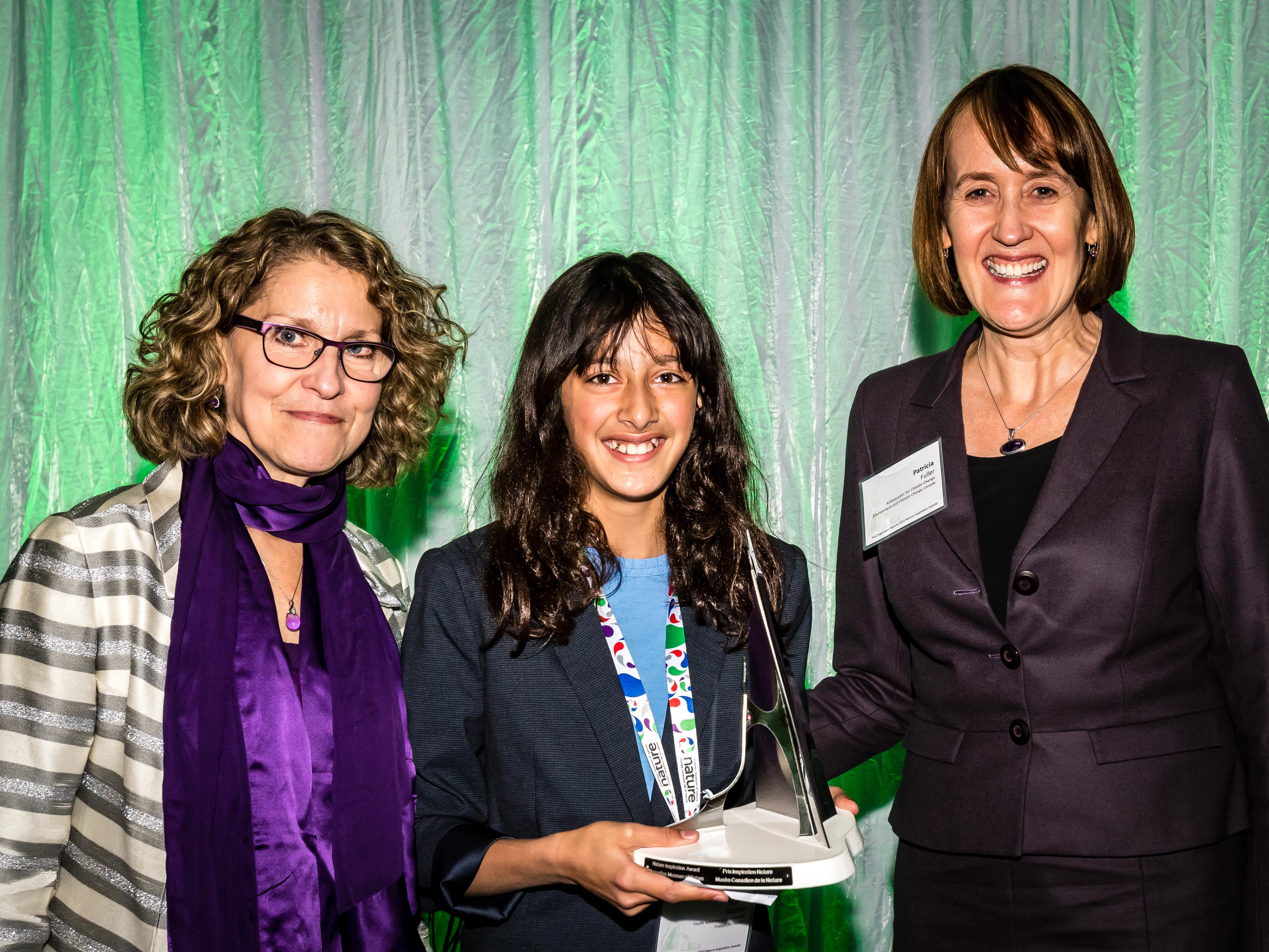 Work of young Sudbury climate activist Sophia Mathur honoured in Ottawa