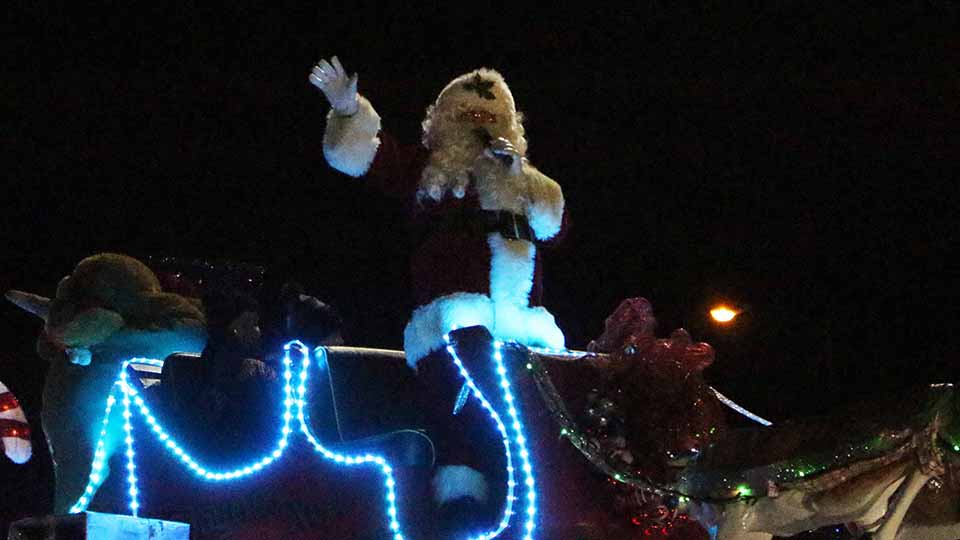 Photos: Sudbury has a 'super' time at the 61st annual Santa Claus Parade