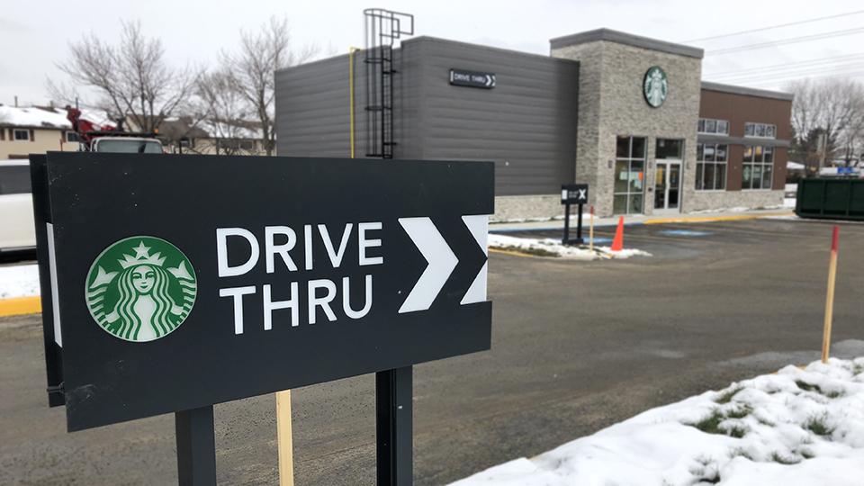Sudbury's first Starbucks drive-thru to open Nov. 28