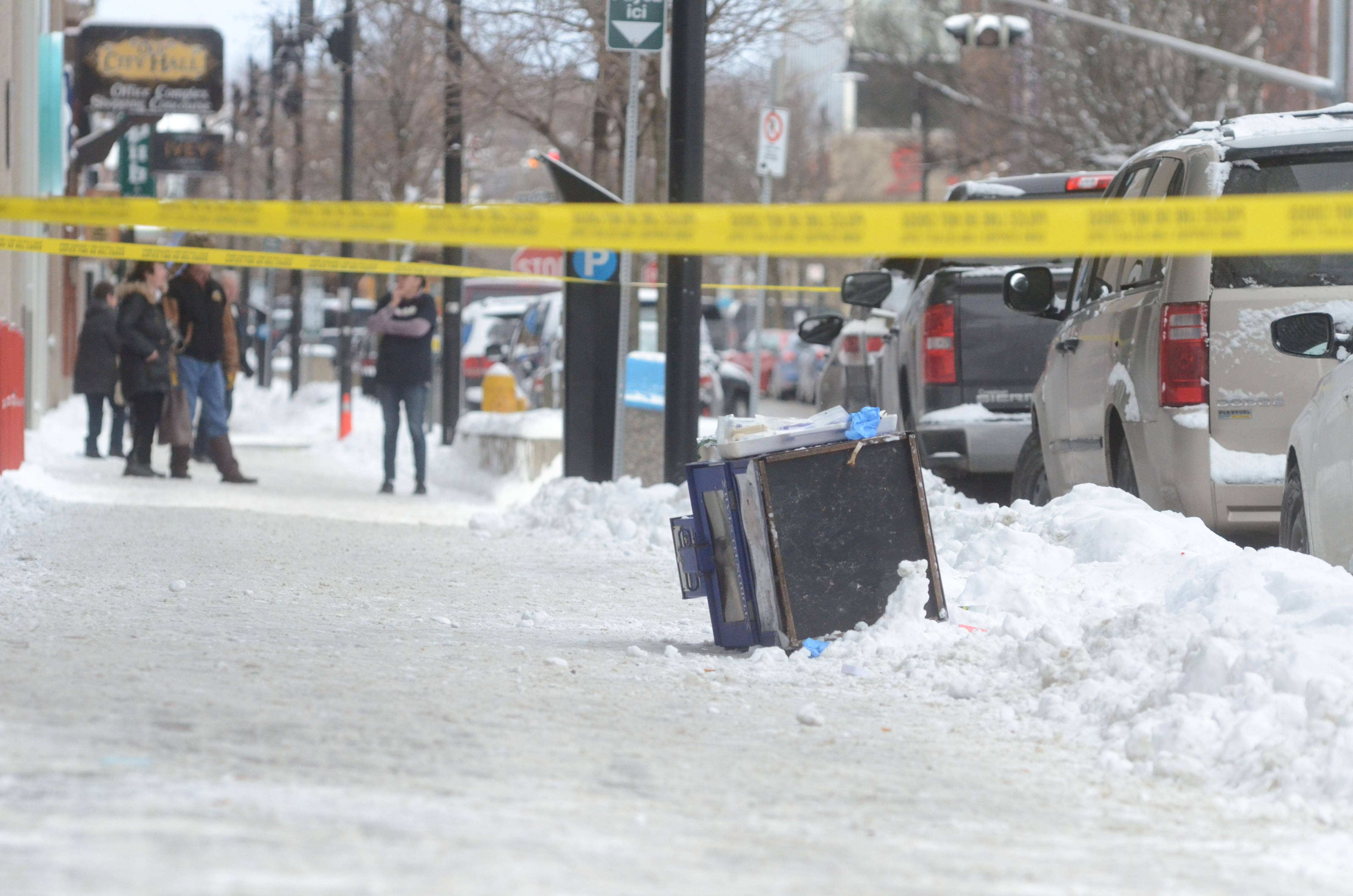 Update: Police make arrest after 17-year-old stabbing victim dies in downtown homicide