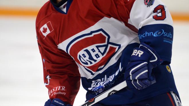 Rayside Balfour Canadians sweep weekend series