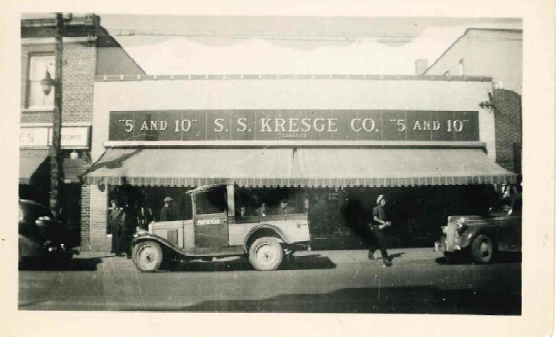 S.S. Kresge Co: The 'five and dime' arrives in Timmins - TimminsToday