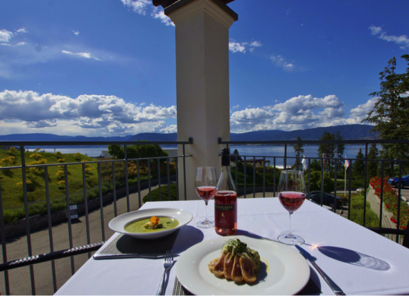 Tourism Kelowna - Cedar Creek Dining